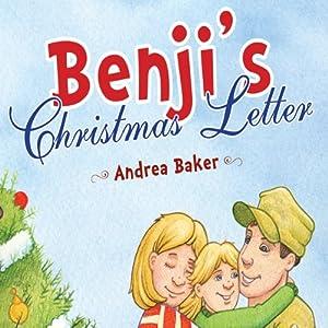 Benji's Christmas Letter | [Andrea Baker]