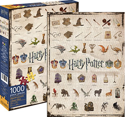 Harry Potter Icons 1000 pezzo di puzzle (nm)