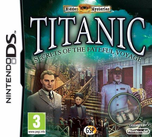 Hidden Mysteries: The Fateful Voyage - Titanic (Nintendo DS)