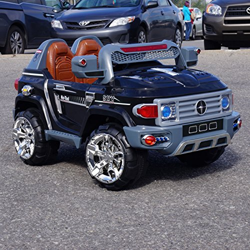 New 2014 Toyota Fg Style Fj-9922 Kids Ride on Power Wheels Battery Toy Car-black