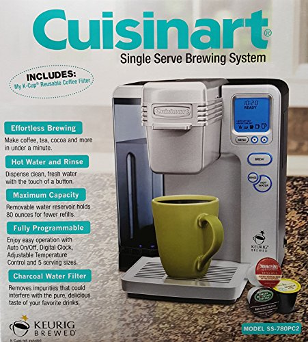 Cuisinart® Single Serve Brewing System (Single Serve Brewing System compare prices)