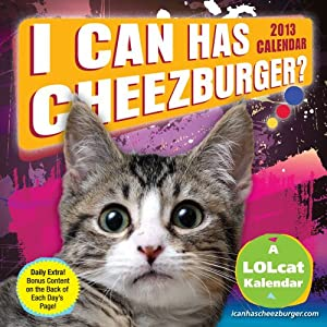 i can has cheezburger calendar