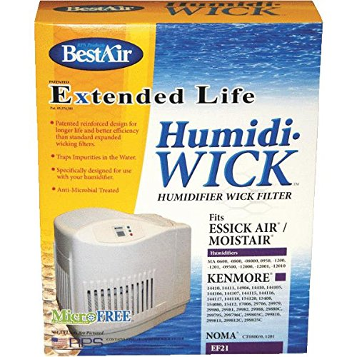 Rps Water Wick Humidifier Filter Fits Essick Air/Moistair, Kenmore And Noma - 1