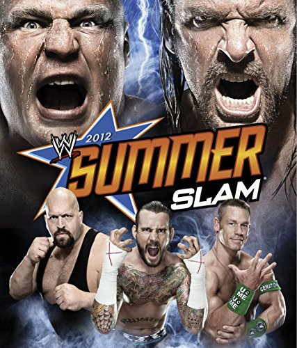 WWE: SummerSlam 2012 [Blu-ray]