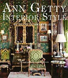 Ann Getty: Interior Style