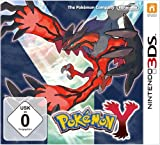 Video Games - Pok�mon Y - [Nintendo 3DS]