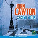 Second Violin: An Inspector Troy Thriller (       UNABRIDGED) by John Lawton Narrated by Lewis Hancock