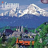 Germany 2015 Wall Calendar