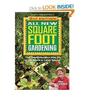 all new square foot gardening second edition the