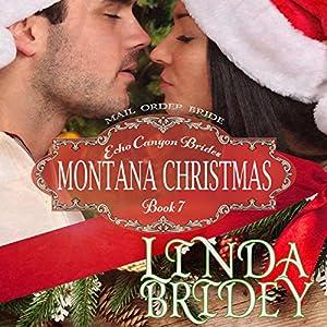Mail Order Bride - Montana Christmas Audiobook