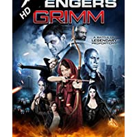 Avengers Grimm (2015) [English] SL DM - Casper Van Dien, Lauren Parkinson, Lou Ferrigno