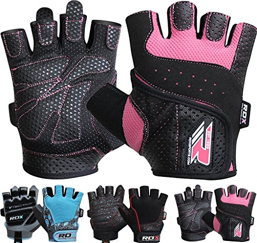Rdx Bodybuilding Gym Gloves Training Workout Weight: RDX Gym Weight Lifting Gloves Women Workout Fitness Ladies