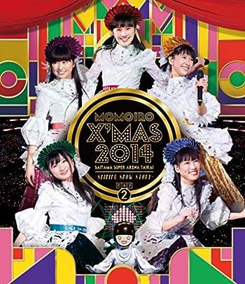 ももいろクリスマス2014 さいたまスーパーアリーナ大会 ~Shining Snow Story~ Day2 LIVE Blu-ray【通常版】