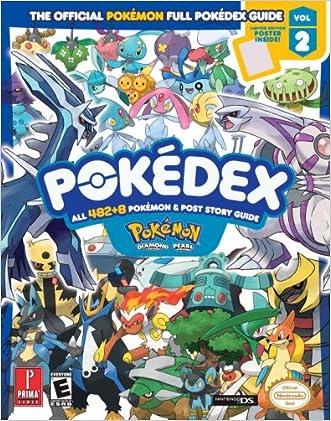 Pokemon Diamond & Pearl Pokedex: Prima Official Game Guide Vol. 2 (Prima Official Game Guides)