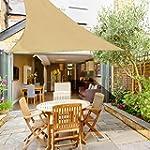 Greenbay Sun Shade Sail Garden Patio...