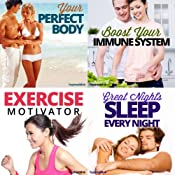 The Healthy with Hypnosis Bundle: Enjoy More Wellbeing and Vigor, with Hypnosis | [Hypnosis Live]