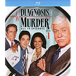 Diagnosis Murder// Season 1 [Blu-ray]
