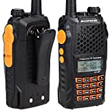 2016 New Release BaoFeng UV-6R Dual-Band Two-Way Radio Transceiver 136-174/400-520MHz High Power 5W/1W, 65-108MHz FM Portable Two-Way Radio