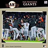 Turner - Perfect Timing 2014 San Francisco Giants Team Wall Calendar, 12 x 12 Inches (8011429)
