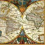 Entertaining with Caspari World Map P...