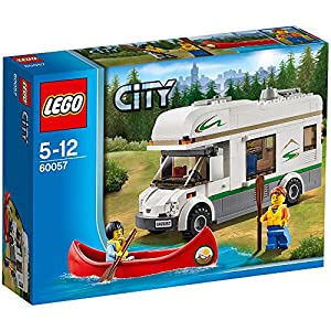 LEGO City Great Vehicles 60057: Camper Van