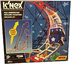 Knex All-American Roller Coaster Building Set