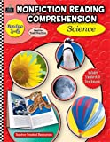 Nonfiction Reading Comprehension: Science, Grades 1-2
