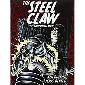 The Steel Claw: The Vanishing Man