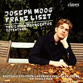 Franz Liszt: The Two Piano Concertos / Tottentanz
