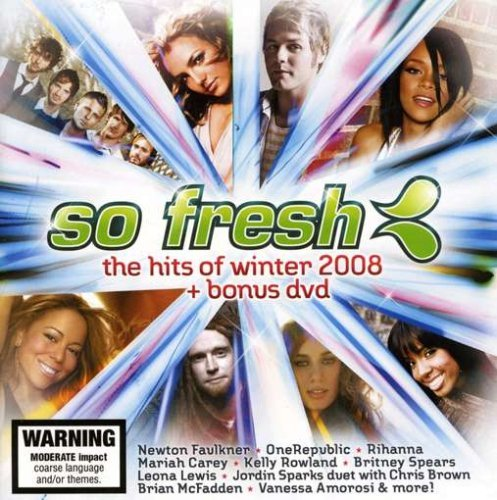 Hits of Winter 2008 by So Fresh