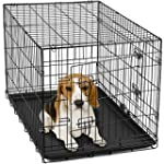 OxGord� Dog Crate for Pet Animals Hom...