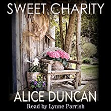 Sweet Charity (       UNABRIDGED) by Alice Duncan Narrated by Lynne Parrish