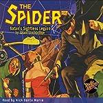 Satan's Sightless Legion: The Spider, Volume 35, August 1936 |  RadioArchives.com,Grant Stockbridge