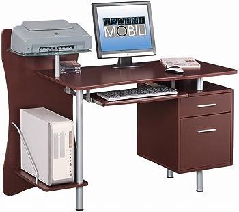 Techni Mobili Computer Desk with Storage