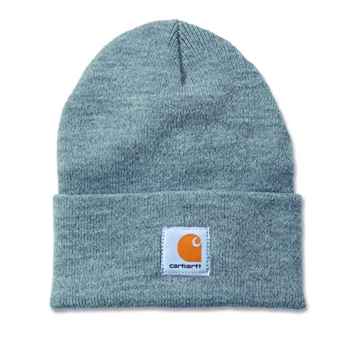 Carhartt A18 Watch Hat - Beanie - Mütze (Heather Grey)