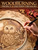 Woodburning Project Pattern Treasury Create Your Own Pyrography Art