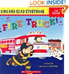 Sing and Read: Fire Truck: Book and CD