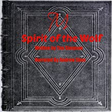 M Book 3: Spirit of the Wolf Audiobook by Tim James Simpson Narrated by Andrew Sims