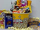 Old Fashion Movie Night Candy Gift , Movie Theater Boxed Candy Bundle thumbnail