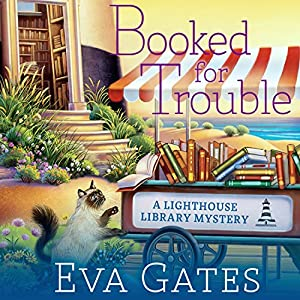 Booked for Trouble Audiobook