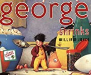 George Shrinks (Reading Rainbow) by William Joyce cover image