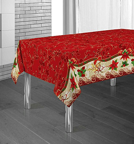 set-red-flower-noel-paques-gaufree-anti-taches-couleurs-primaverales-decoracion-hogar-300-x-150-cm