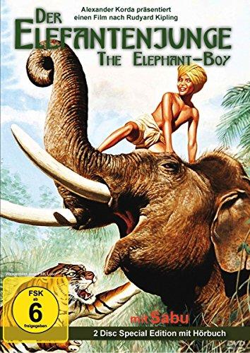 Der Elefantenjunge - SABU - DVD + Hörspiel CD [2 DVDs] [Edizione: Germania]