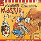 echange, troc  - Lieder & Geschichten Abenteuer Klassik Vol. 6-Beethoven