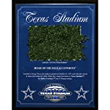 Steiner Sports Dallas Cowboys Texas Stadium 1971-2008 Game Used Turf Plaque