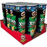 Pringles Crisps XTRA Kickin' Sour Cream & Onion 175g (pack of 18)