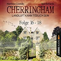 Cherringham - Landluft kann tödlich sein: Sammelband 6 (Cherringham 16-18) Hörbuch