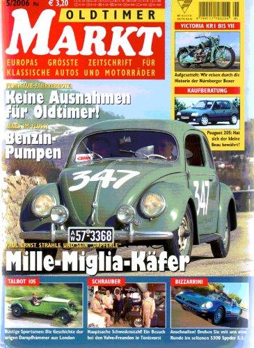 Oldtimer-Markt Mai 5/2006