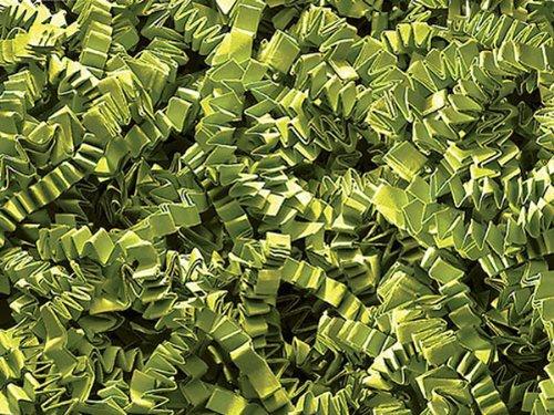 1/2 Lb Crinkle Cut Paper Shred - Green Tea