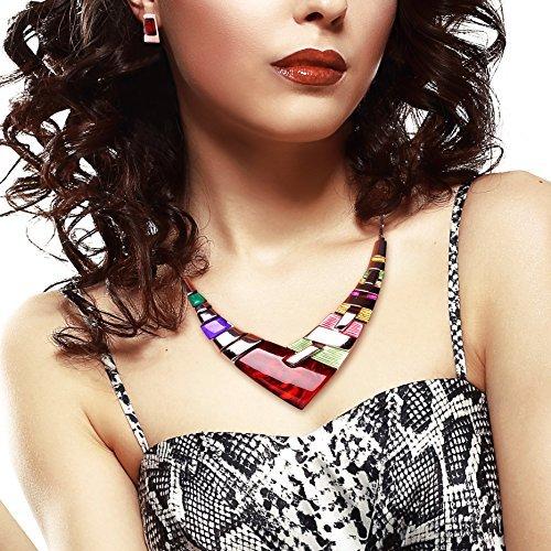 honeyjoy-women-multiple-splice-alloy-resin-necklace-by-honeyjoy